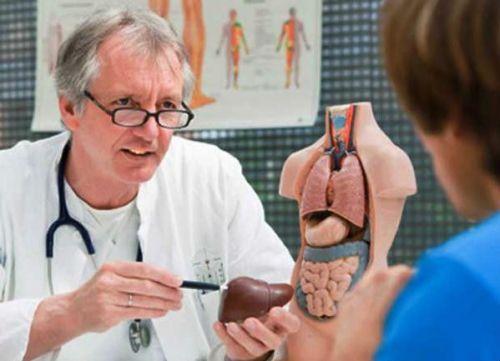 Гепатолог