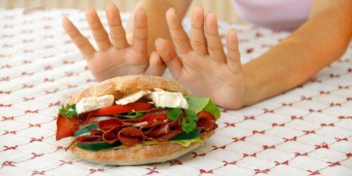 Отказ от пищи