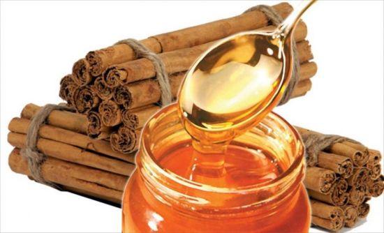 Корица и мед