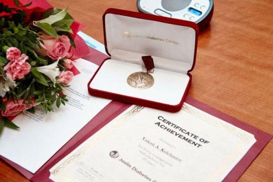 Медаль Джослина