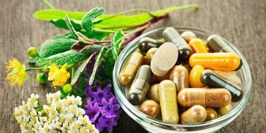 Таблетки и народные средства
