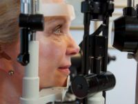 Проверка состояния глаз